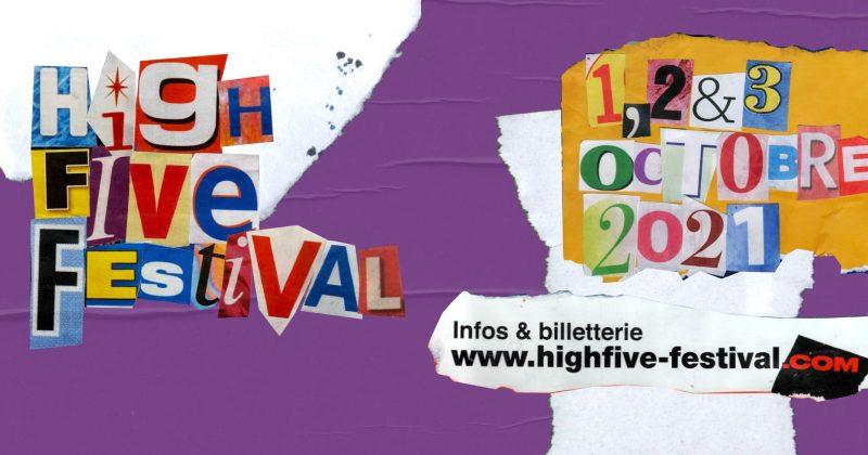 Tous au  High Five Festival !