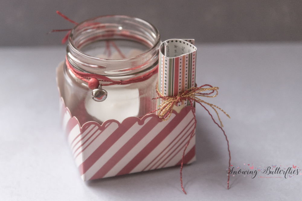 Christmas favors made with love