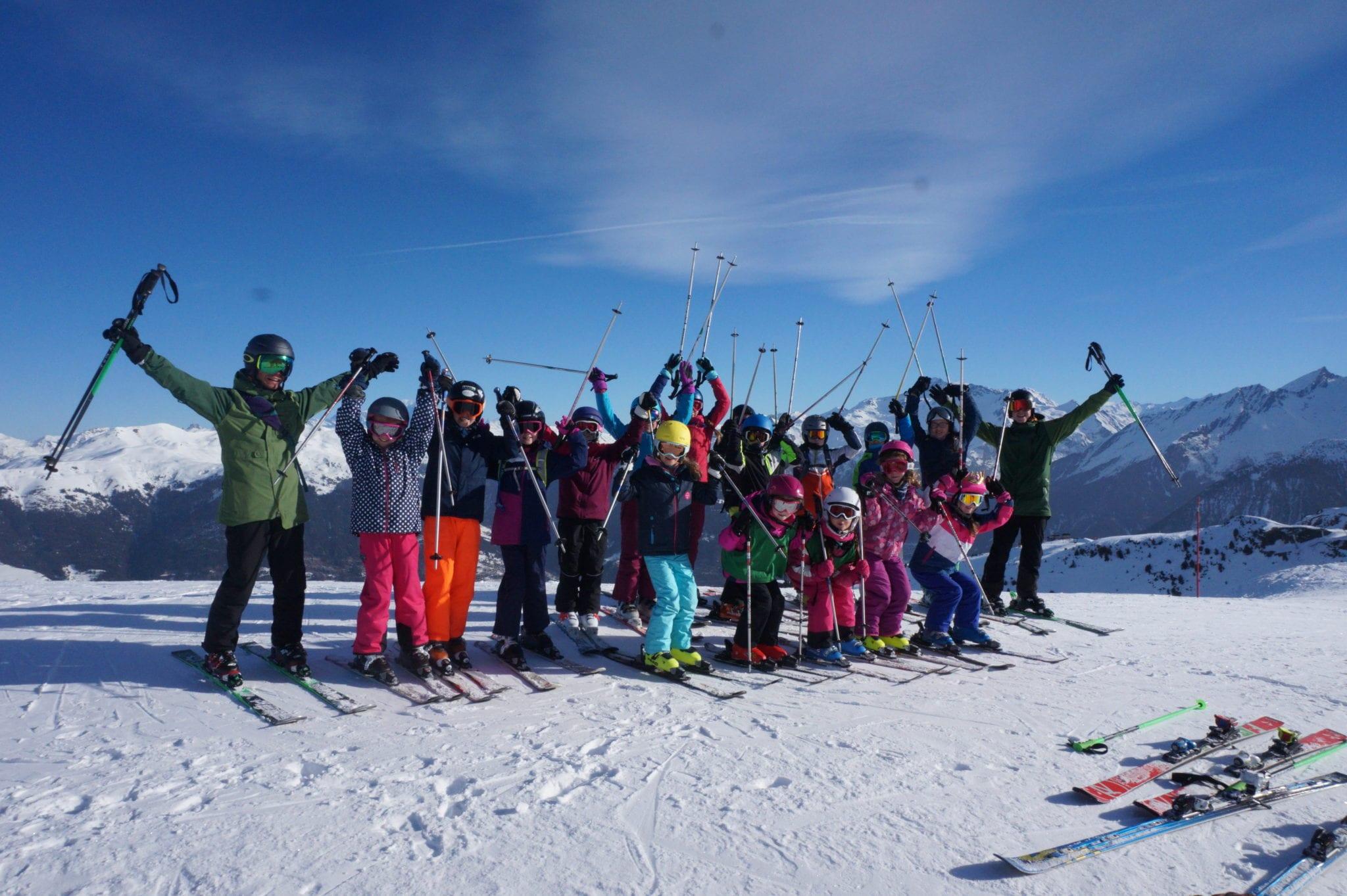 Courchevel Ski School