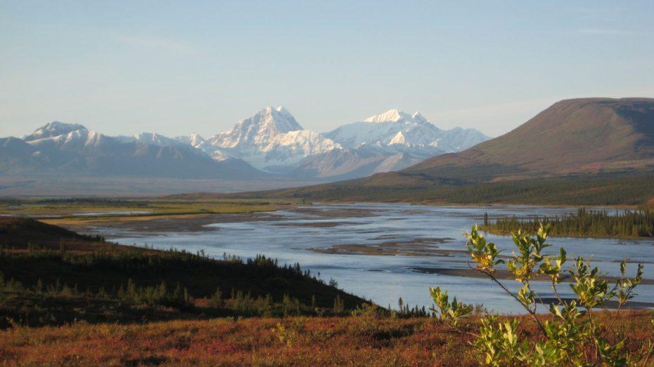 copyright Ben T. Pazdernik - His and Hers Alaska