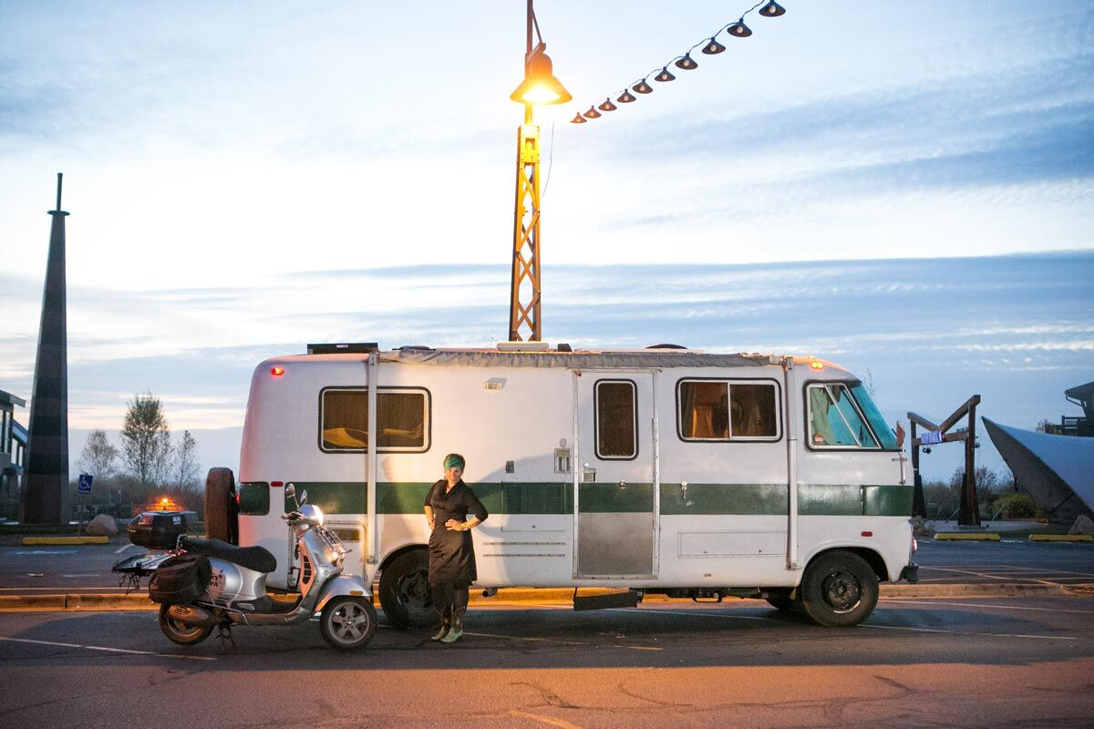 Queen Of The Road Rving Ladies Share Their Best Driving