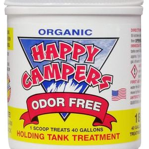 Happy Campers Organic RV Holding Tank Treatment