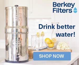 berkey rv water filter