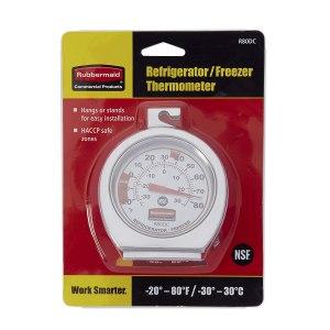 rv fridge freezer thermometer
