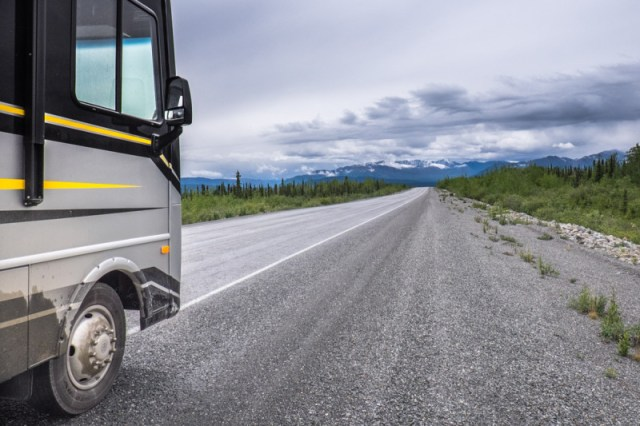 Trek RV Canada and Alaska