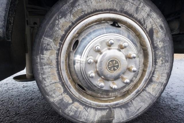 Trek RV Goodyear tires