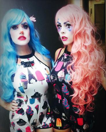 Mistresses Snow Mercy and Bella Bathory