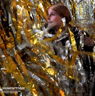 Tinsel girl