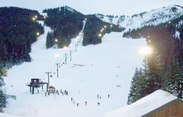 Ski Bowl Mt Hood