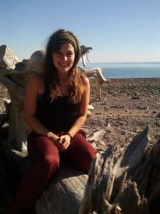 Solo Backpacker, Kate Trecartin