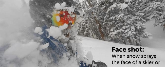 ski slang snowboarding terms