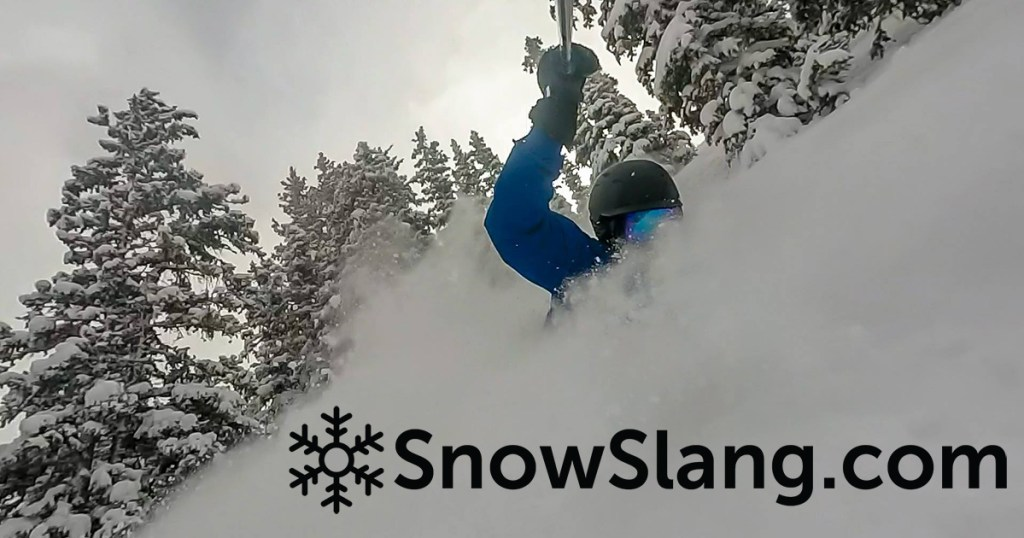 Contact SnowSlang.com and Mitch Tobin