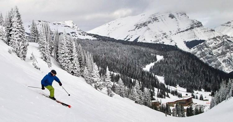 Banff Ski Holidays