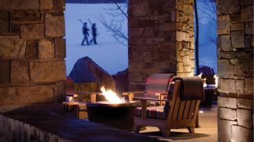 Jackson Hole Ski in Ski out Accommodation