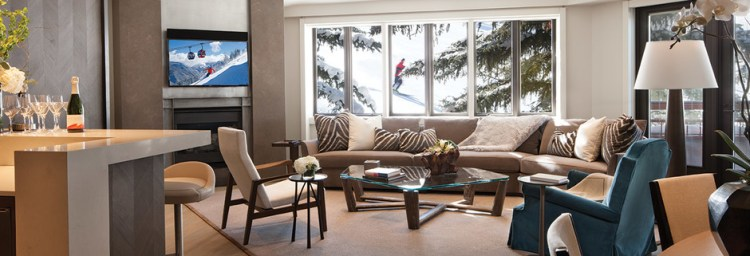 Aspen Ski in Ski out Accommodation
