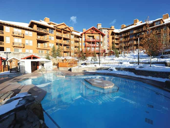 Panorama Ski-in/Ski-out Accommodation