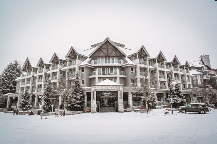 Best Hotels in Whistler for skiing