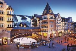 Vail Luxury Ski in Ski out Accommodation