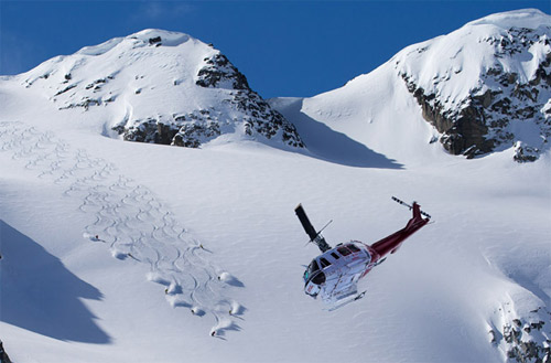 Whistler Heli Skiing