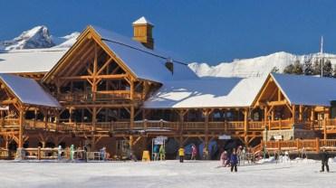 Jasper Ski Holidays