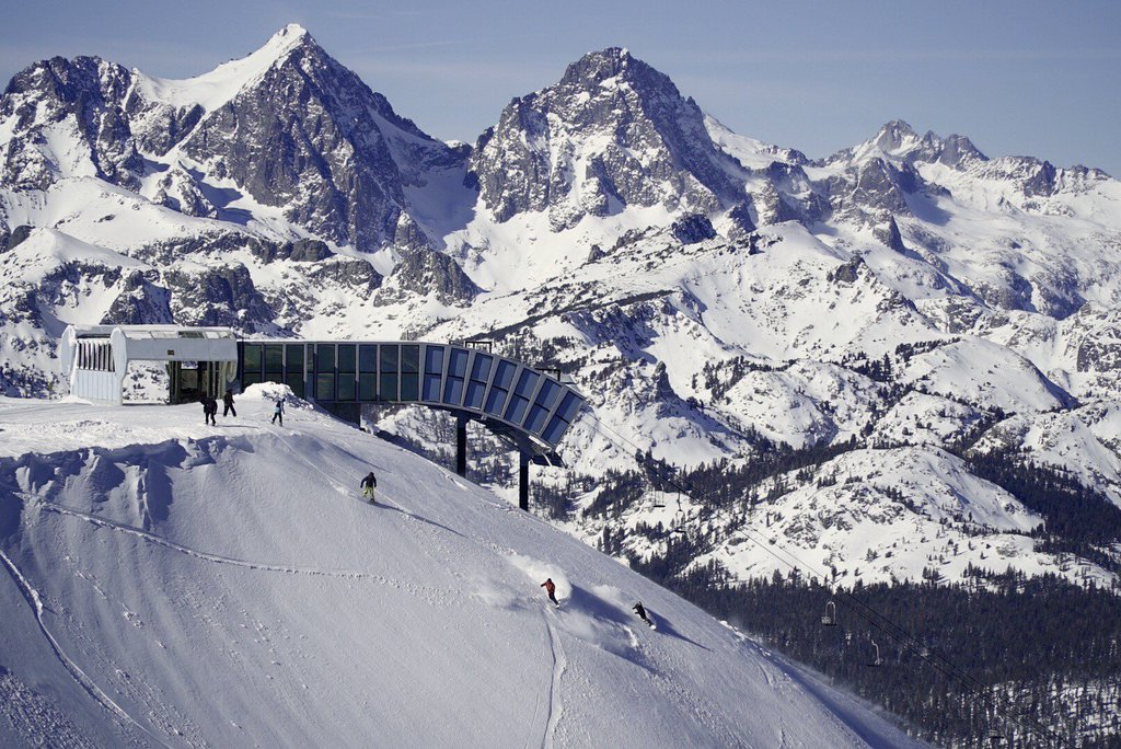 Mammoth Ski Holidays