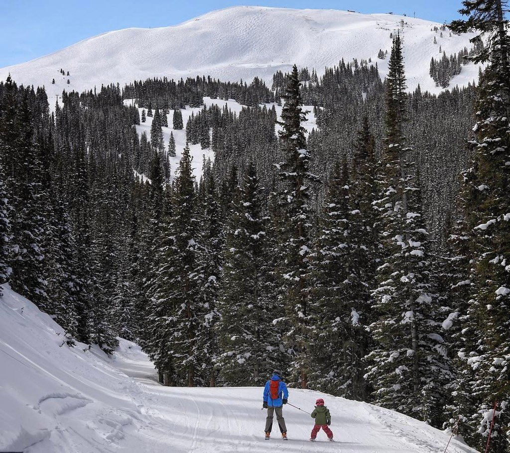 Copper Mountain Ski Holidays
