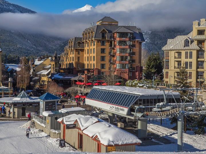 Whistler Ski Holidays