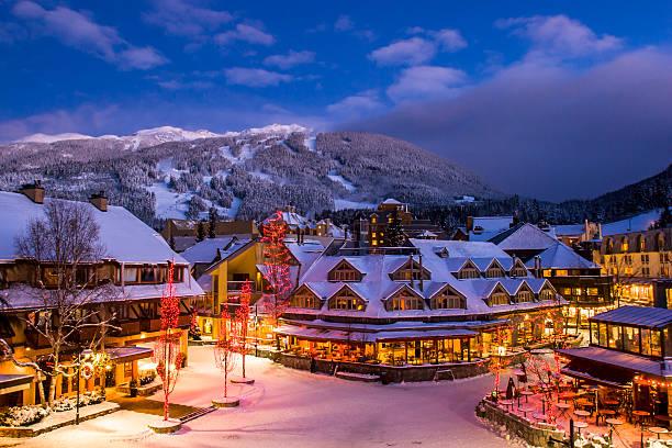 Ski Holidays to Whistler