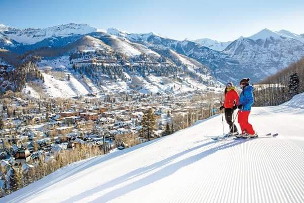 Telluride Ski Holidays