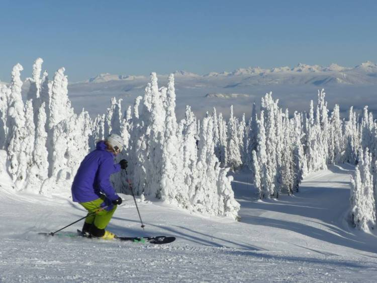 Ski Holidays to Silver Star