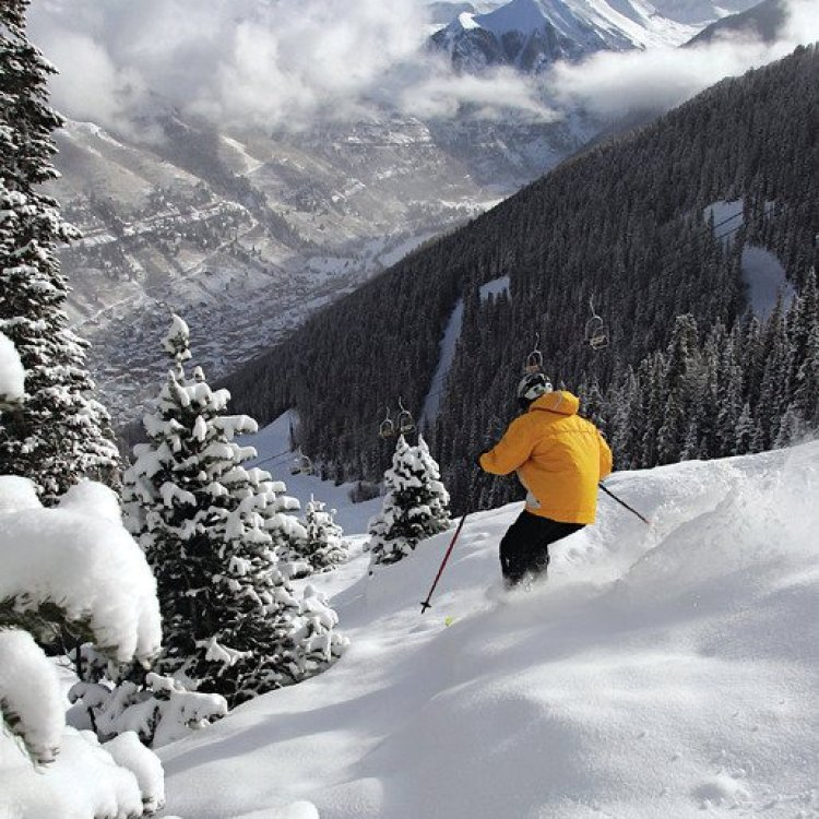 Ski Holidays to Telluride