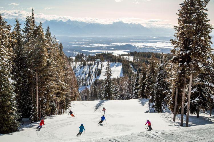 Ski Holidays to Kimberley