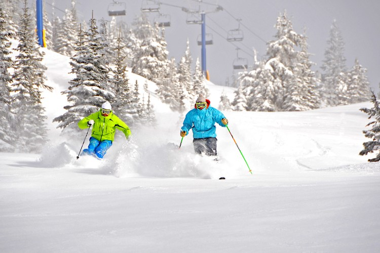 Ski Holidays to Big White