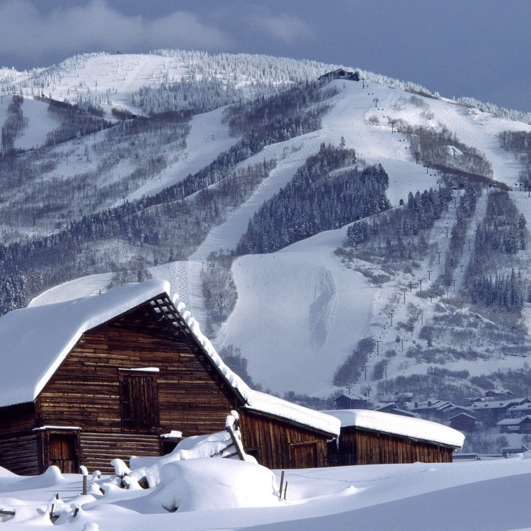 Ski Holidays to Steamboat