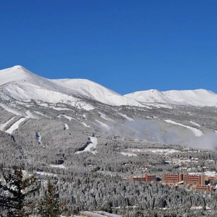 Ski Holidays to Breckenridge