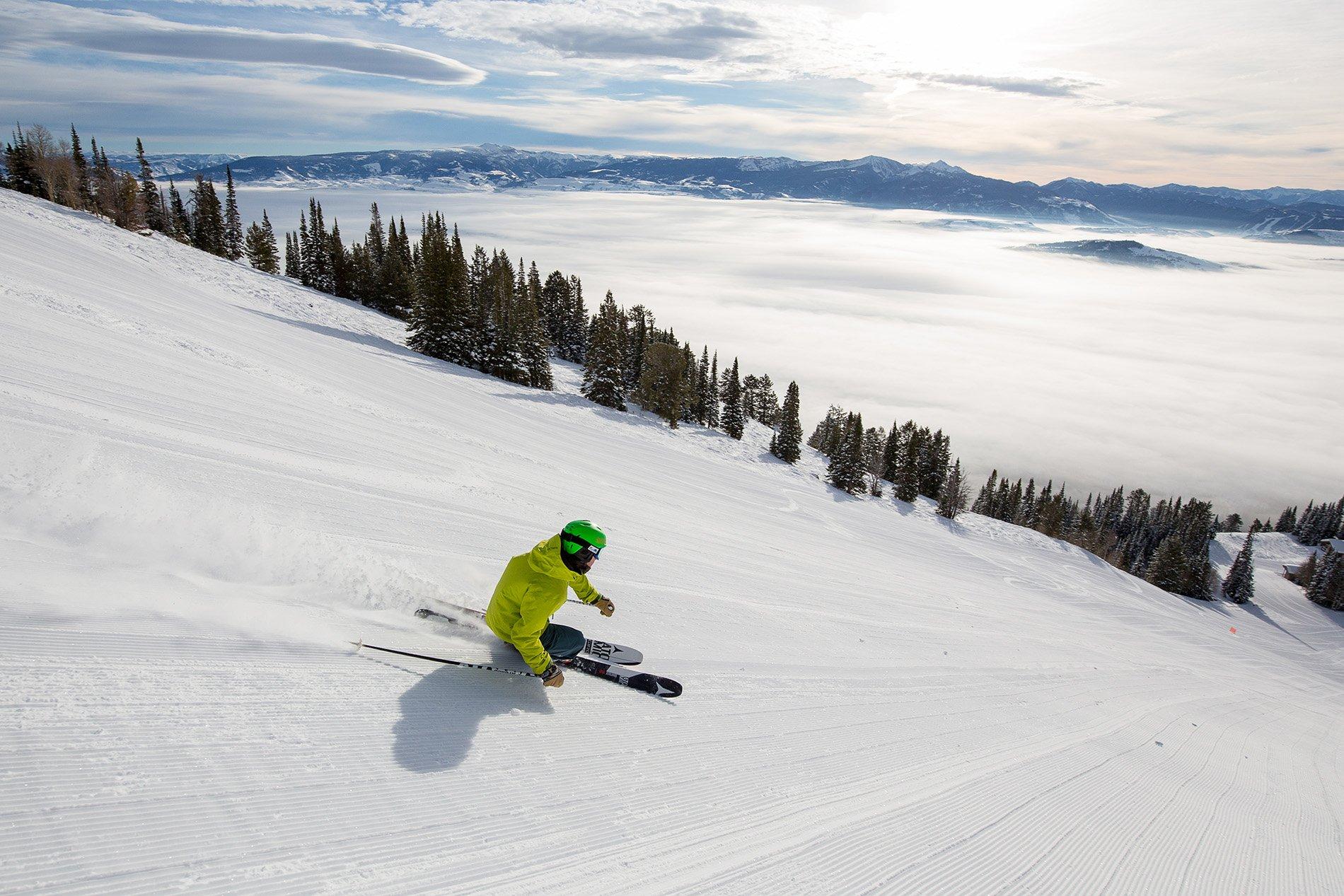 Jackson Hole Ski Holidays