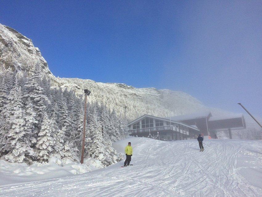 Stowe Ski Holidays