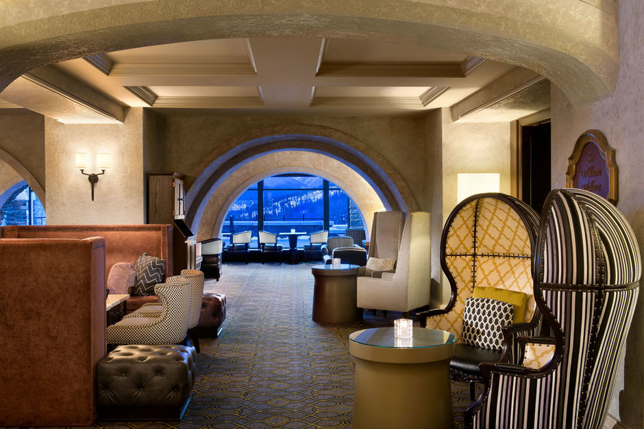 Luxury Hotel in Banff Alberta