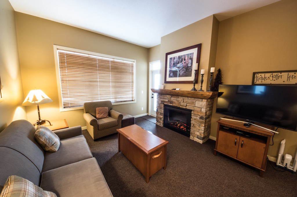 Sundance Resort, Big White, 2 bed club suite