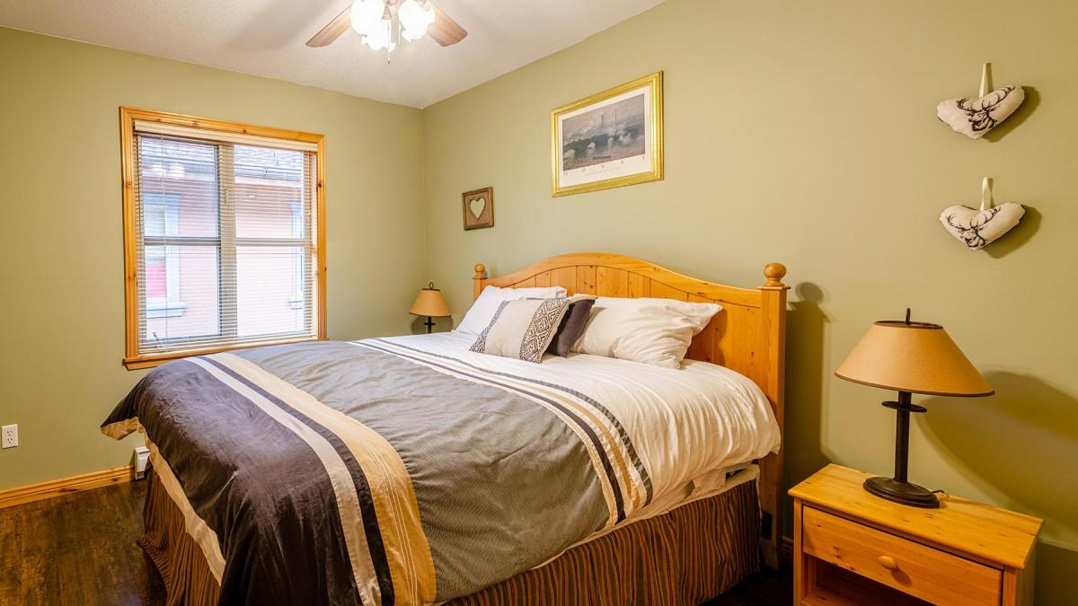Crystal Forrest Condo, Sun Peaks, 1 bed condo