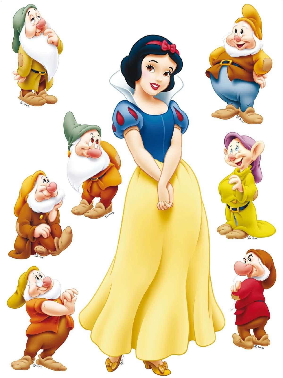 Snow White And The Seven Dwarfs Snowwhiteandthe7who