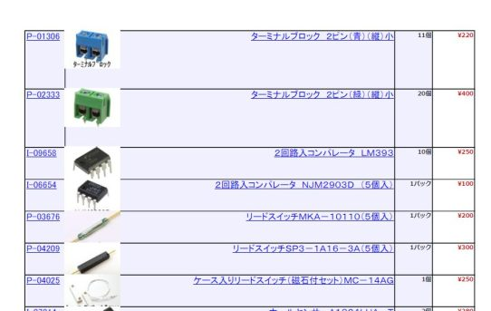 【年末~正月】秋月の購入履歴チェック<余計なモノ多い>