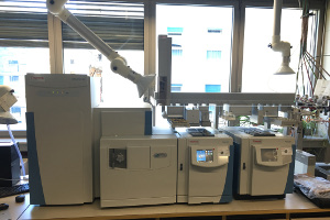 "Spettrometro di massa ""GC-Q-Orbitrap"""