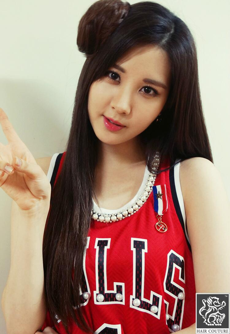 The Return Of Lid Yoong Yoona Shows Off Her New Bangs