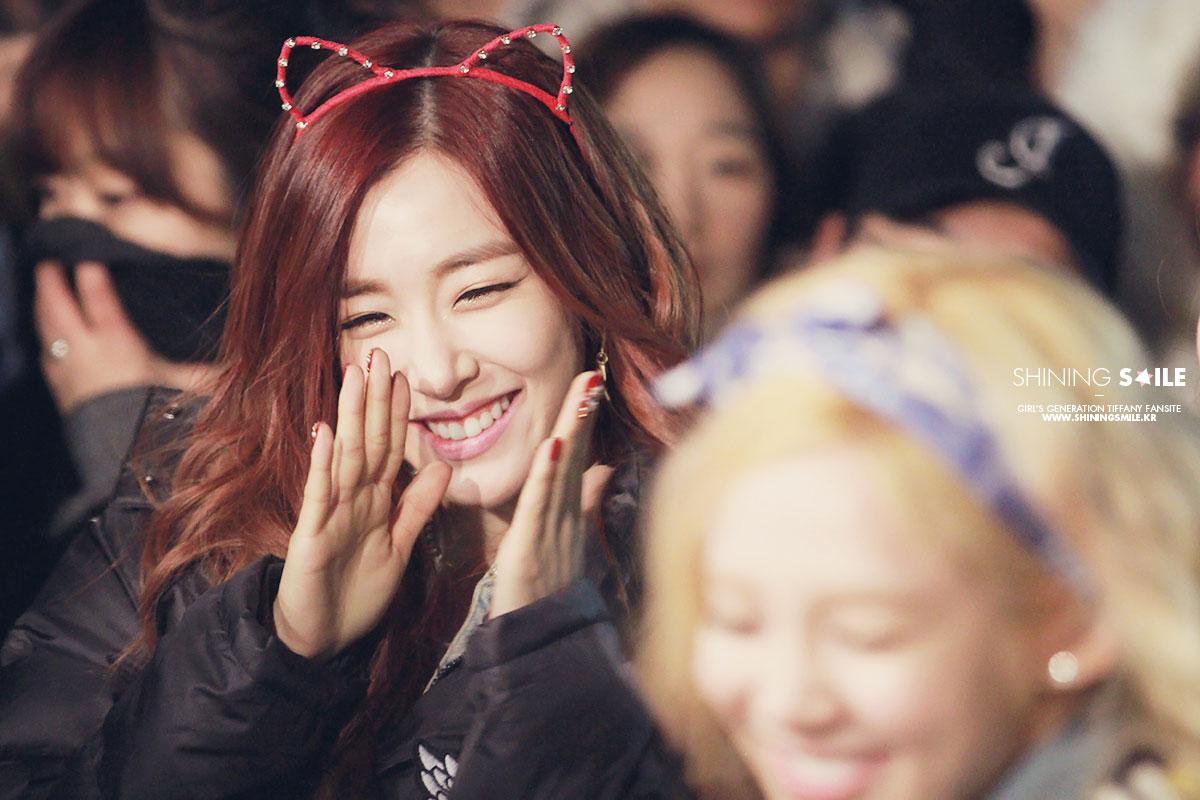 Snsd Tiffany KBS Guerilla Date