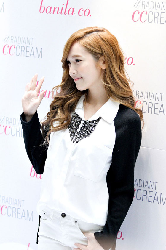 Snsd Jessica Banila co Beauty Talk
