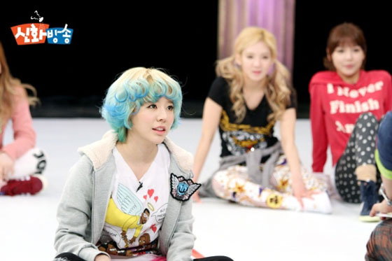 Snsd Sunny JTBC Shinhwa Broadcast