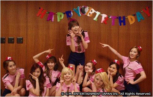 Snsd Sooyoung Birthday Japan
