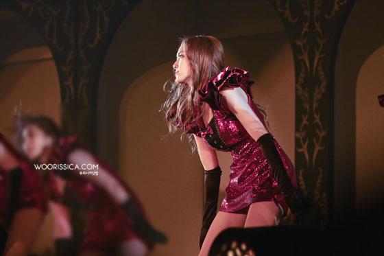 SNSD Jessica Japan Arena Concert Hiroshima