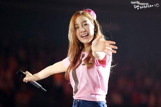 Snsd Taeyeon Japan Arena Concert in Hiroshima
